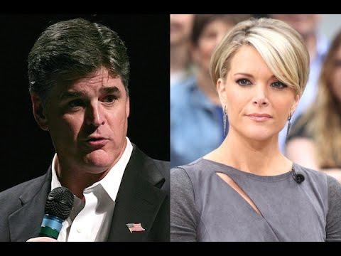 Megyn Kelly Vs Sean Hannity | FOX FIGHT!