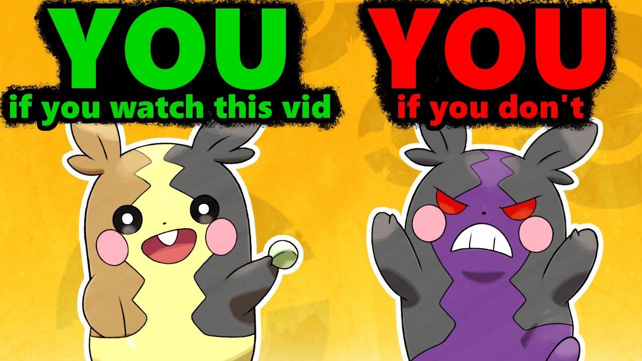 Morpeko Pokemon Meme Review