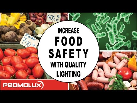 How to Increase Food Safety in Supermarkets and Grocery Stores with Promolux Display Case Lighting
