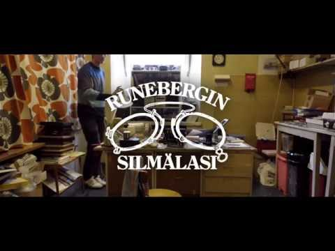 Runebergin Silmälasi - a short film about a vintage eyeglasses boutique [ENG sub]