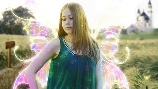 Adobe Photoshop CC-Speed Art-Fairy-Photo manipulation