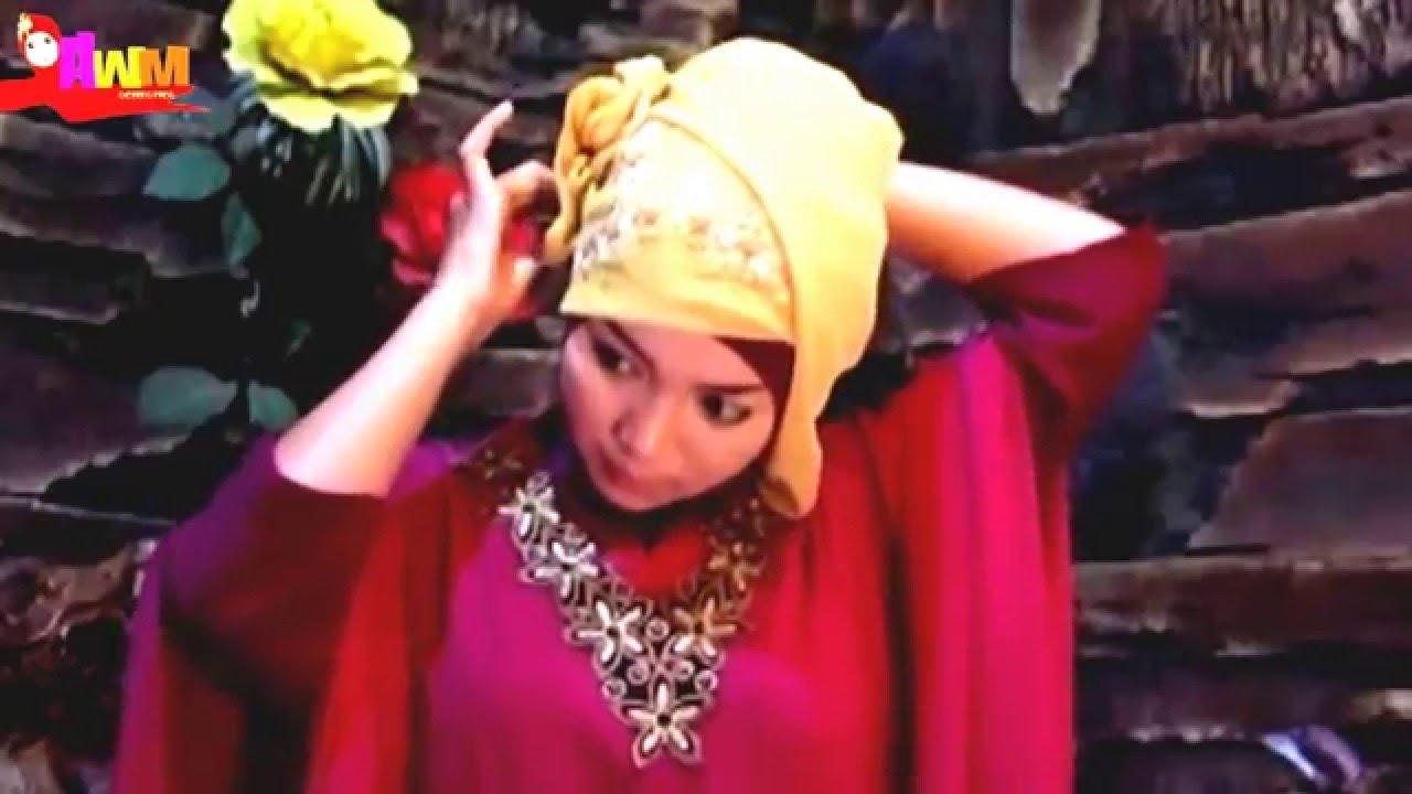 Tutorial Hijab Paris Segi Empat Simple Untuk Sehari Hari Dan Pesta