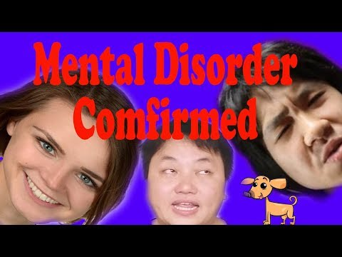 Tedx Talk Mirjam Heine and Amos Yee have mental disorder