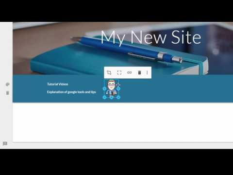A Look at the New Google Sites