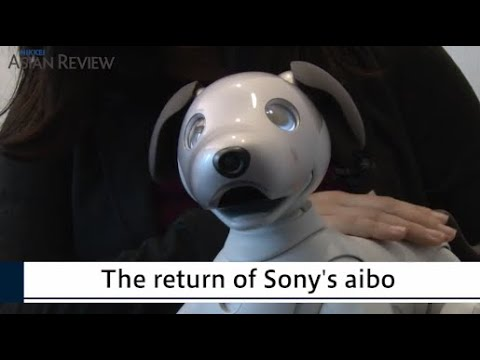 After 12 years, Sony has a new aibo
