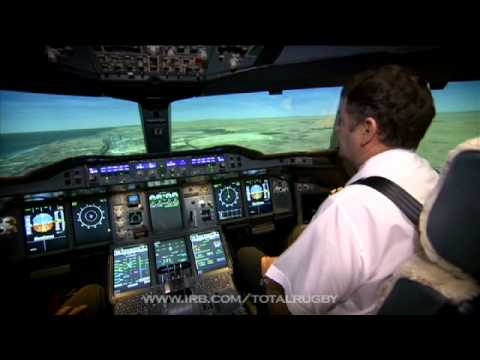 Total Rugby - Emirates Airline Simulator