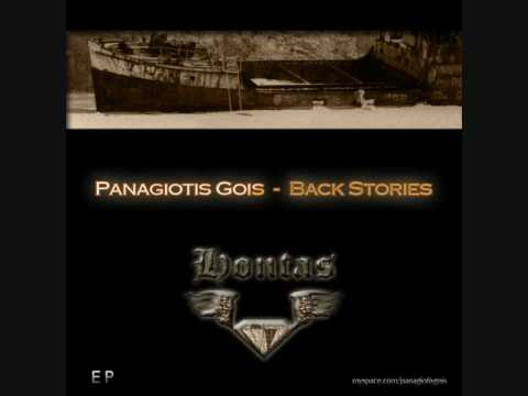 Panagiotis Gois - Orange Mood (Back Stories EP) Hontas
