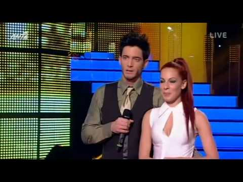Dancing With The Stars 5 - LIVE 8 - Κυριακή 14/12/2014