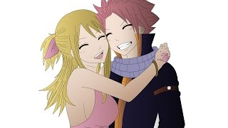 How to make Nalu Natsu and lucy