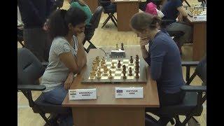 Harika Dronavalli vs Anna Muzychuk - Blitz Chess