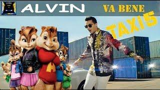 L'Algérino - Va Bene [Chipmunks Version B.O Taxi 5] بصوت السناجب