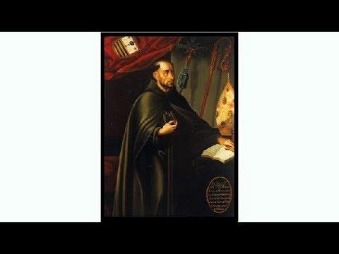 Fray Juan de Zumárraga por José Herrera