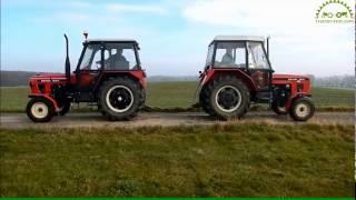 ZETOR vs ... (video 1) (www.tractor-test.com)