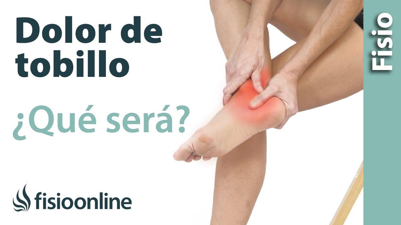 remedios caseros para dolor de tobillo