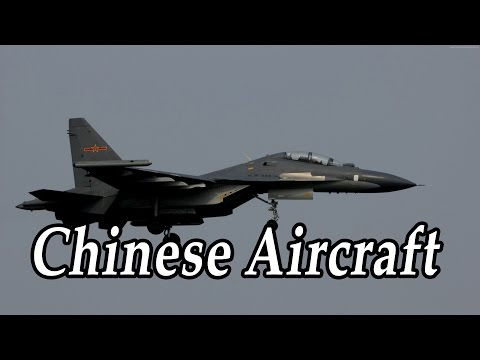Best Modern Chinese Military Aircraft Today. TOP 5 Fighters Jets China. Best Military Planes