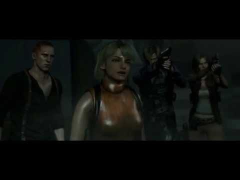 Resident Evil 6 - Ashley Graham Mod ( chapter 4 )