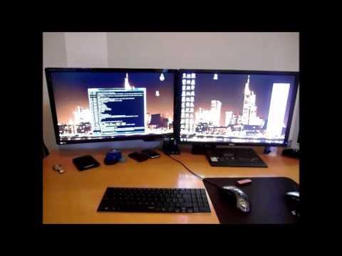 Arctic Z2 Desk Mount Dual Monitor Arm Youtube