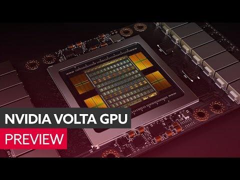 Nvidia Volta GPU architecture preview | Hardware