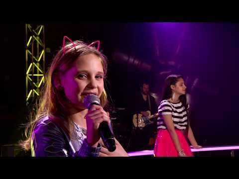 Katarina, Lotte & Julliette - 'Rockabye' | Battles | The Voice Kids | VTM Mp3