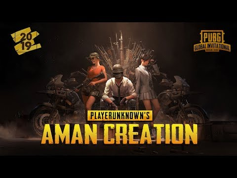 PUBG Song 2019 Ll Ariya Ft. Xtatic Muzic Ll Aman Creation