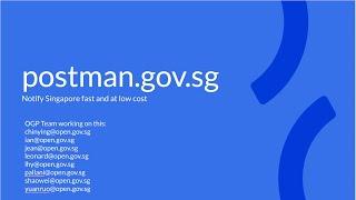 OGP Hackathon 2020 - Postman