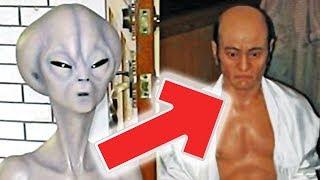 НЛО в небе Японии - видео очевидцев. Реальная съёмка HD (UFO)