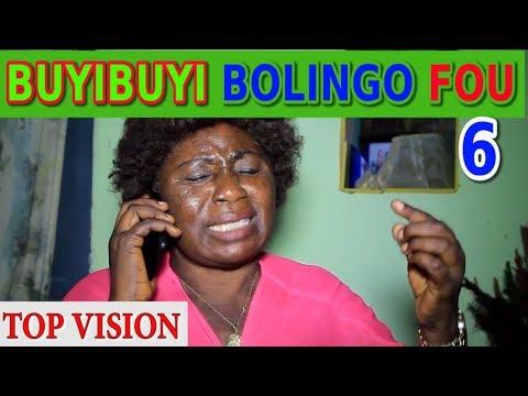 BUYI BUYI BOLINGO FOU Ep 6 Fin Theatre Congolais Makambo,Ibutu,Daddy,Barcelon,Coquette,Findi,Fache