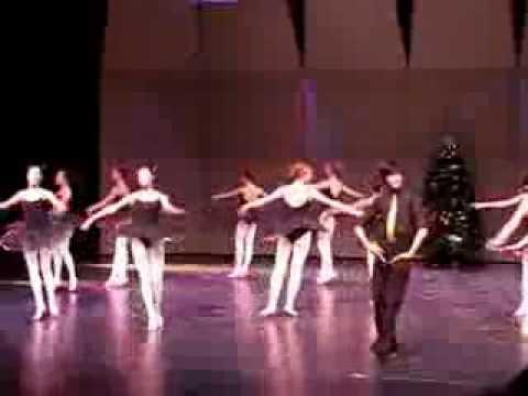 Nutcracker- Chinese Tea (Ballet)