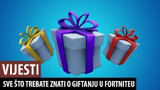 There was a gifting in Fortnite-everything you need to know about it and how to prepare?!