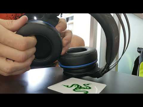 Ear Cup Removal For Razer Thresher 7.1 Headset