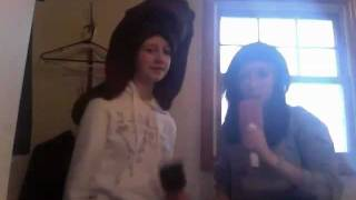 Sam Dovin And Kate Black Singing In The Bathroom