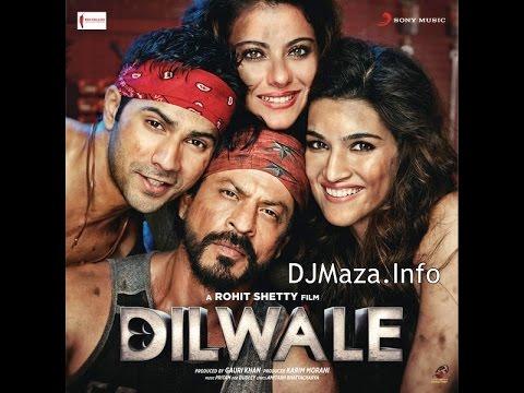 Dilwale songs 2015 audio