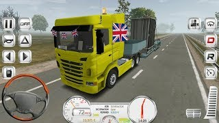 Euro Truck Evolution (Simulator) - #4 New Truck Unlocked | Truck Games - Android iOS GamePlay FHD