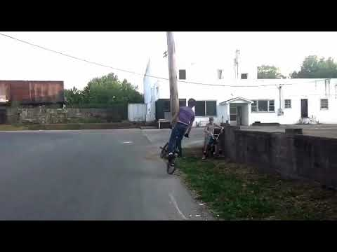 BMX Just another day in Salem Indiana