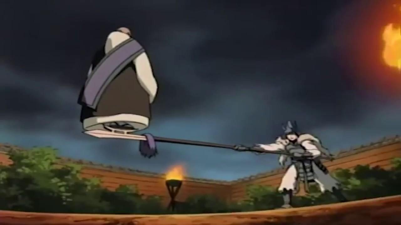 Naruto, Neji, Kakashi and Tenten vs Hoki Moso HD - YouTube