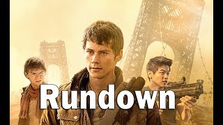 Rundown of Maze Runner: Scorch Trials (Movie Recap)
