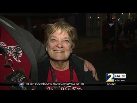 Falcons season ticket holder for 51 years headed to Super Bowl