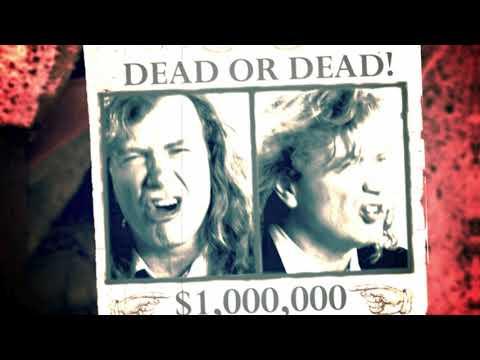 Megadeth - Public Enemy No. 1 [OFFICIAL VIDEO]