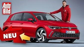 VW Golf 8 GTI (2020): Neuvorstellung - Kompakter - Info - deutsch