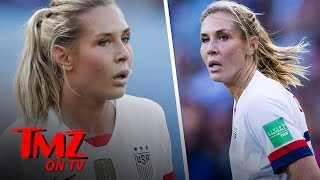 USNWT Star's Hotel Room Burglarized, Wedding Ring And Honorary Key To NYC Stolen | TMZ TV