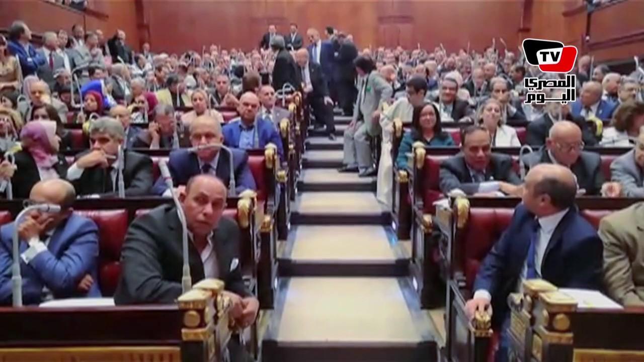 رئيس مجلس النواب يهدد بطرد نائب من جلسة «تيران وصنافير»