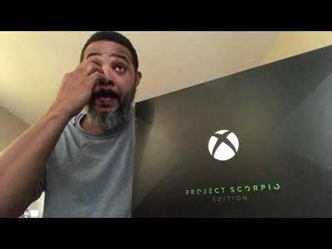 Xboxone Scorpio Edition Problems.