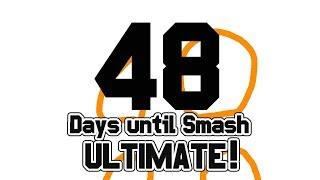 48 Days Until Smash Ultimate