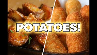 10 Mouthwatering Recipes For Potato Lovers  Tasty