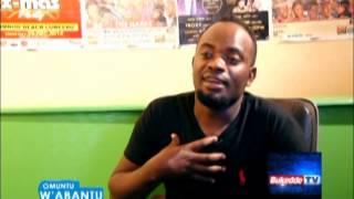 Omuntu w'abantu:  Omuyimbi David Lutalo