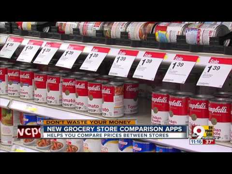 Which Grocery Comparison App Is Best?