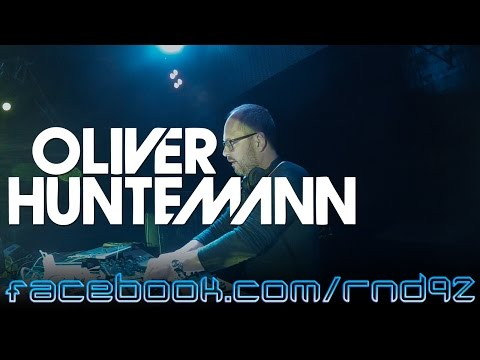 Oliver Huntemann [4hs30 Set] @ La Fabrica, Cordoba, Argentina (12.09.2015) [HQ Audio]