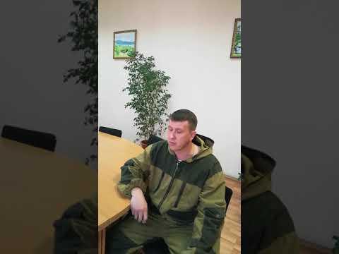 Глава Сретенского района и Игорь Лоншаков