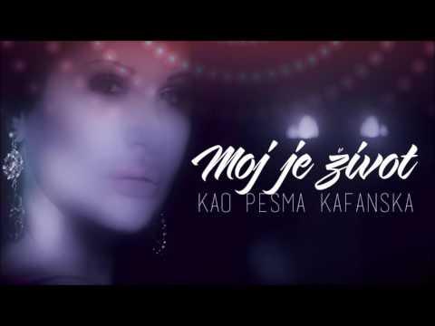 Jana - Moj je zivot kao pesma kafanska - (AUDIO 2016)