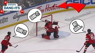 NHL Worst Plays of The Week: HEADS UP! | Steve's Dang-Its